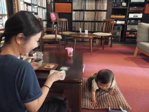陶房 石・焼物展~2日目 - アオモジノキモチ