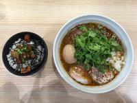 金沢(新保本):麺屋 夕介 「スパイシー」 - ふりむけばスカタン