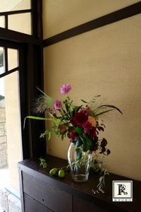 秋の気配 - Bouquets_ryoko