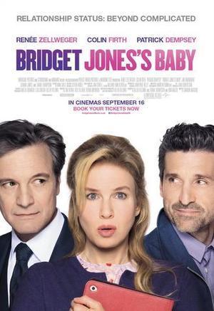ラブ・コメディ第3段! BRIDGET JONES'S BABY - 大好き海外ドラマ&恋して外国映画