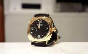 ks8様の金無垢時計 - Rolex Street 6098 遊馬の機械式時計ブログ