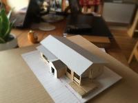 屋根の検討 - アトリエ椿 日々