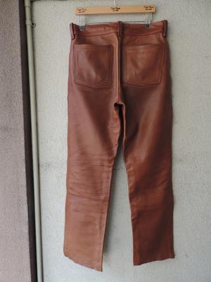 Leather Pants - TideMark(タイドマーク)Vintage&ImportClothing