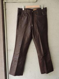 Leather Pants - TideMark(タイドマーク) Vintage&ImportClothing