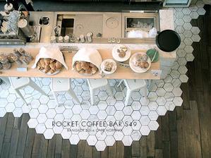 ROCKET COFFEE BAR S49  BANGKOK - Favorite place  - cafe hopping -