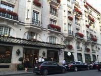ホテルのサロンでティータイム ~Café Antonia du Bristol Paris~ - おフランスの魅力