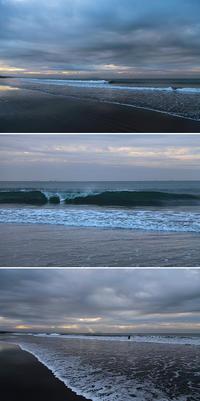 2016/09/25(SUN) 久しぶりに太陽の日差しが差し込む朝です。 - SURF RESEARCH