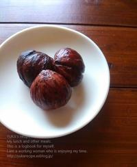 イエシゴトVol.173 栗の渋皮煮 - YUKA'sレシピ♪