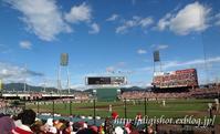 9/25ズムスタは降雨ノーゲーム!振替試合は10月1日(土)18:00 - Out of focus ~Baseballフォトブログ~
