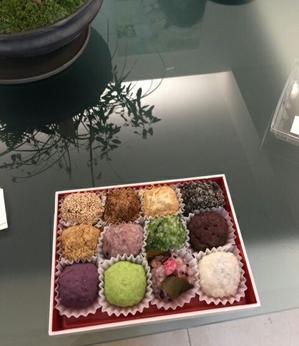 素敵な和菓子 - 林真理子 ブログ あれもこれも日記