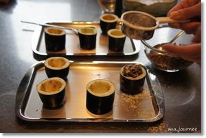 韓国料理教室で秋三昧~茄子の蒸し物&いろいろおかずで豪華な食卓~♪ - **いろいろ日記**