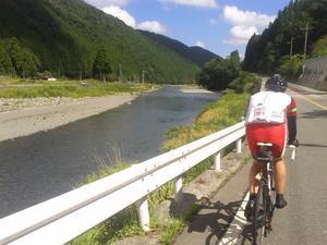 道の駅が現れない?快走路 - 自転車コギコギ日記