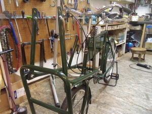 Heavy-dutyな自転車「DeliBike」 - 大阪土佐堀、改め南堀江のcycleshop「velolifeUNPEU」BLOG