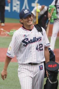 坂口選手の打率3割&山田選手の3割死守のシミュレーション - Out of focus ~Baseballフォトブログ~
