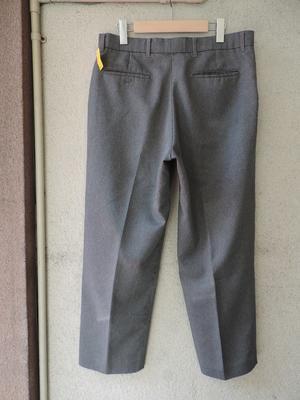 Gray Slacks - TideMark(タイドマーク)Vintage&ImportClothing