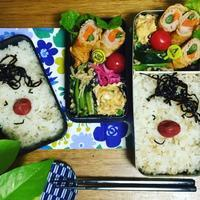 野菜の肉巻き弁当 - ままん's house