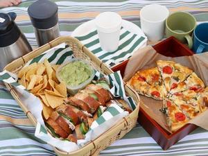 ピクニックごはん - ひぐま家の生活