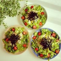 サラダうどんとキッザニアのこと - ◆◇Today's Mizukitchen◇◆