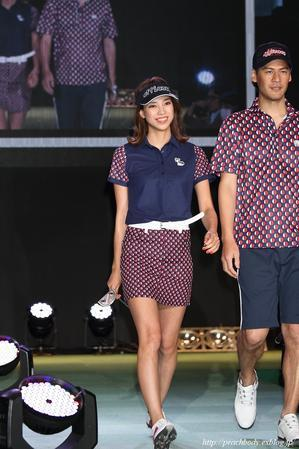 EVEN × RAKUEN GOLF Style Collection 2016 【STAGE-B】 その17 - Peach Body