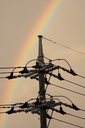 滴と虹 - 治華な那覇暮らし