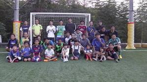 ゆるUNO 9/25(日) at UNOフットボールファーム - Uno日記