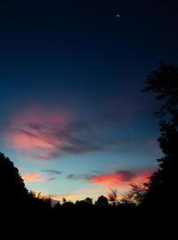 夜明け前k - 雲空海