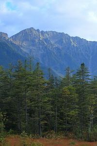 穂高岳 - 傍らにある風景