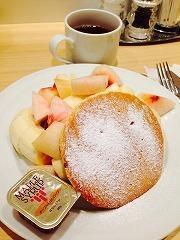 果実園リーベルでモーニング(新宿) - 旅と美食と、日々つれづれ
