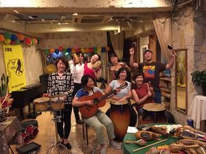 鳴るほど!楽しい!キューバ音楽ワークショップ in 東京 #キューバ音楽 #ワークショップ #ラテン楽器 #ラテンボーカル #ソン #クラーベ - マコト日記