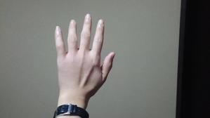 久しぶりの自分の手とのご対面 - セラピスト郁のブログ♪