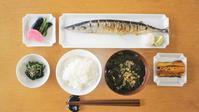 秋刀魚定食 - カタノハナシ ~エム・エム・ヨシハシ~