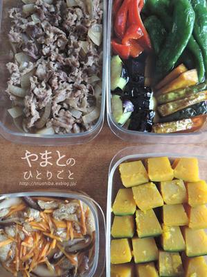 牛丼弁当 - yamatoのひとりごと