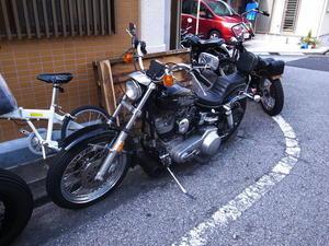 最近の授業風景 - Vintage motorcycle study
