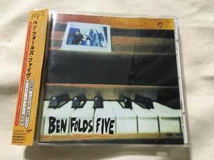 """Ben Folds Five""""Ben Folds Five"""" ~マルハチ私的名盤百選その60~ - 【○八】マルハチBlog"""