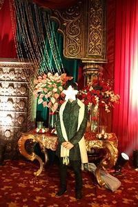 惜しい。男性用インド服 - Blue Lotus