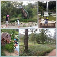 덕평공룡수목원(徳坪恐竜樹木園) - キューニーの食卓
