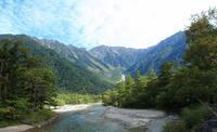 穂高連峰 - 傍らにある風景