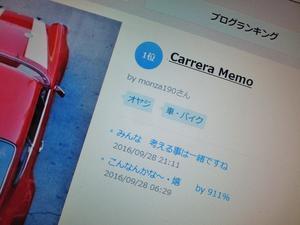 さすがの俺も・・・・2 - Carrera Memo