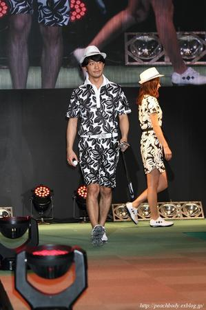 EVEN × RAKUEN GOLF Style Collection 2016 【STAGE-B】 その20 - Peach Body