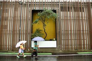 雨の街撮り、場所のヒントは東京・倉庫・運河、写真の場所がわかったらボタンを押してくださいね(笑) - 旅プラスの日記
