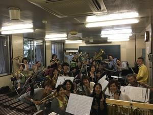 9月24日 練習記録?! - Brass Band Circle in KAWAGUCHI City