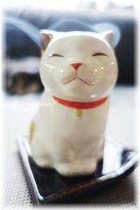 猫の耳から煙~(=^・^=) - 日々楽しく ♪mon bonheur