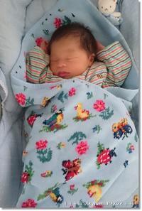 母乳外来と首のポツポツ…沐浴のこと☆ - 素敵な日々ログ+ la vie quotidienne +