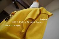 """New Arrival!!・・・2016 Fall & Winter...10/3mon"" - SHOP ◆ The Spiralという館~カフェとインポート雑貨のある次世代型セレクトショップ~"