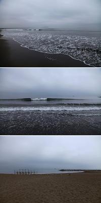 2016/10/03(MON) 祭りの後の静けさの様です。 - SURF RESEARCH