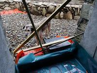 元水車小屋を改築しよう計画!Vol.9 - イギリス 西ウェールズの田舎暮らし