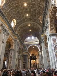 ヴァチカンに並ばずに入るには?〜限定11月20まで - ヴェネツィア ときどき イタリア・2