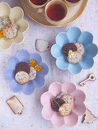 ごまビスケット - 陶器通販・益子焼 雑貨手作り陶器のサイトショップ 木のねのブログ