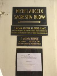 メディチ家礼拝堂~ミケランジェロの新聖具室~ - Firenze&Toscana Photoravel 日記