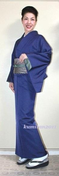 今日の着物コーディネート♪(2016.9.30)~紬着物&名古屋帯編~ - 着物、ときどきチロ美&チャ美。。。リサイクル着物ハタノシイナ♪